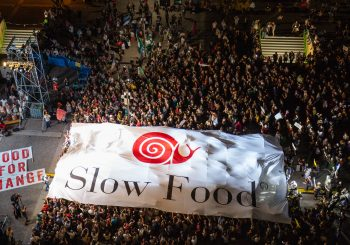 In Worldwide Lockdowns, Slow Food Acts to Support and Inspire