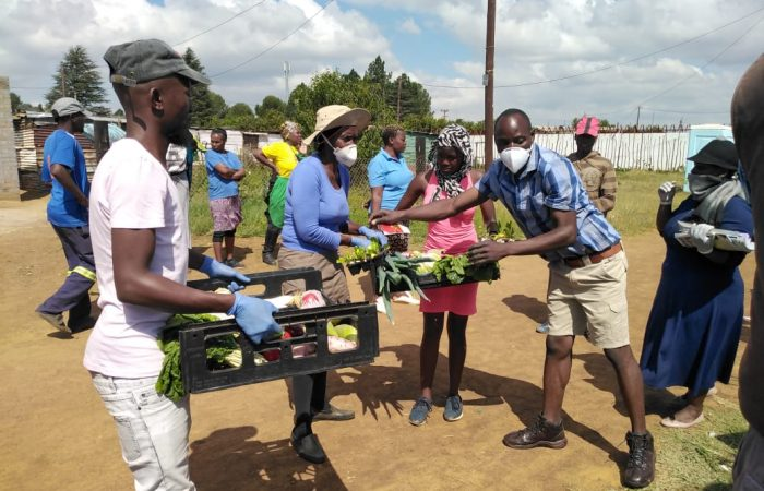 COVID-19: Perspectiva da Rede Africana do Slow Food