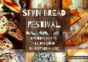 Slow Food Youth Network is baking: the SFYN Bread festival will be online soon!
