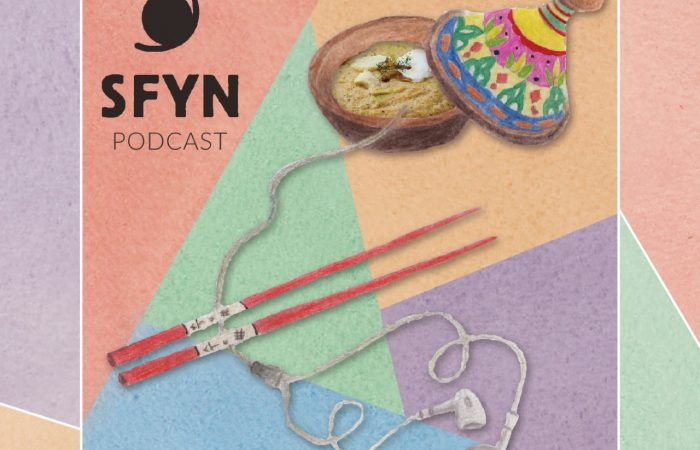 SFYN Podcast: collecting stories from across the globe