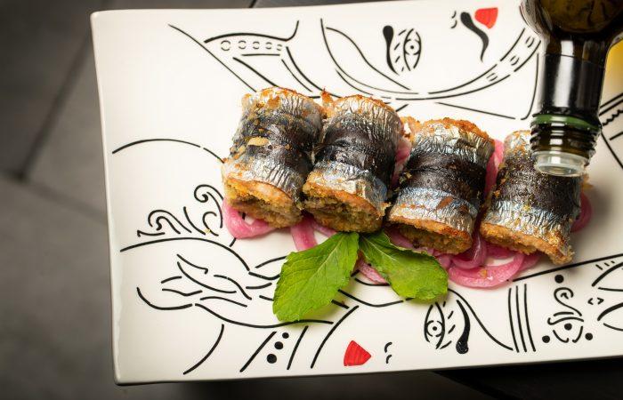 Rollos de Costardella: Una Receta de la alianza de cocineros