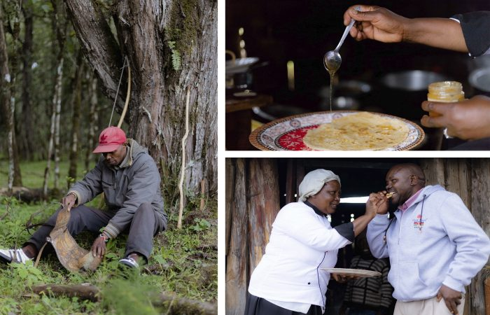 Slow Food supports evicted Ogiek Community with a fundraising campaign.  Let's make a difference together!