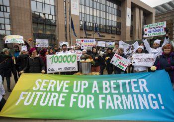 Good Food Good Farming, un tercer año de acciones para una PAC justa y verde