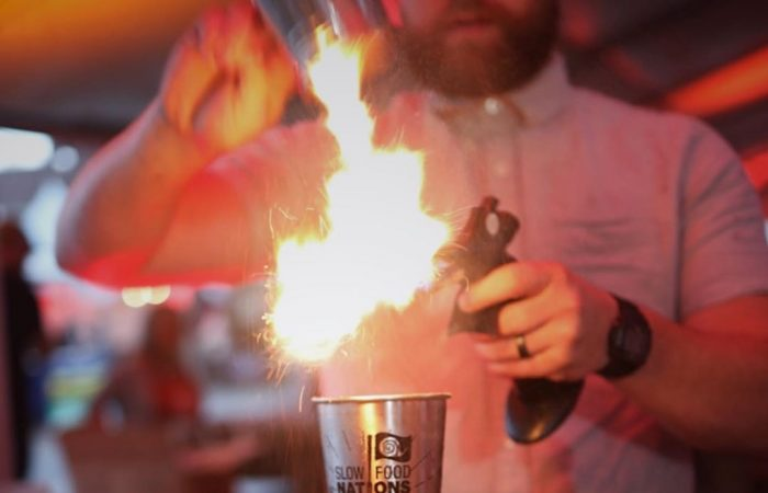 Etnobotânica de bar, com Danny Childs