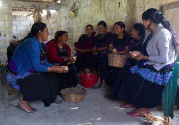 Las Mujeres de Chiapas Protectoras de La Milpa