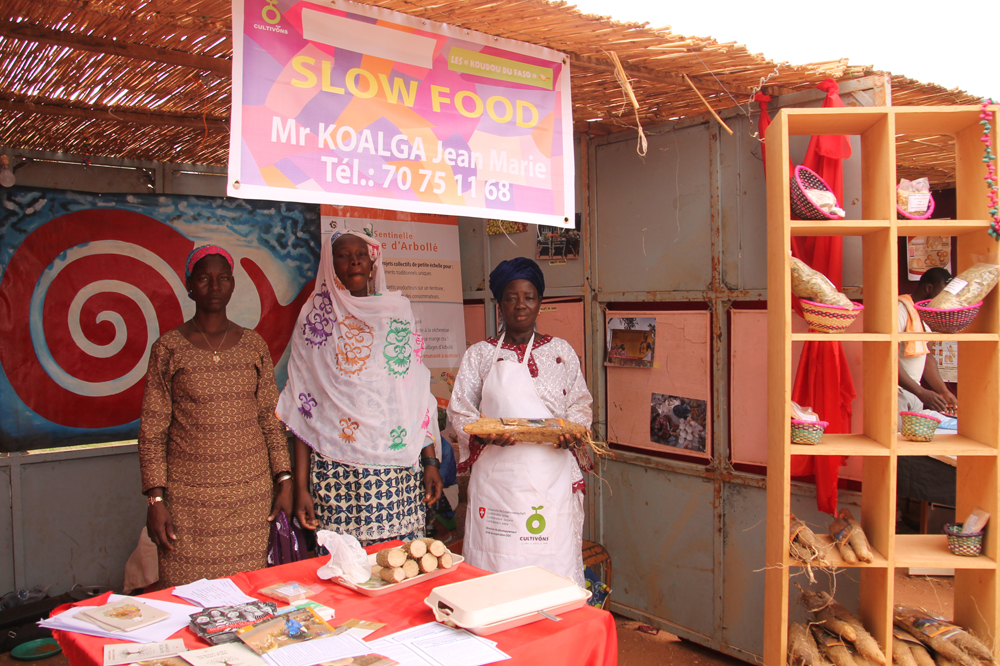 terra madre burkina faso slow food